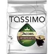 T-диски TASSIMO Jacobs Americano, 144 г фото