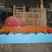 Формы малые архитектурные, Рокарий для детской площадки фото