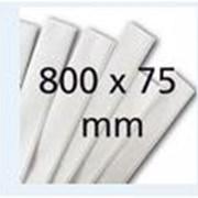 Фильтрчулок молочный 800 x 75 mm 70 gr, sewn, (коробка 10х 200шт) фото