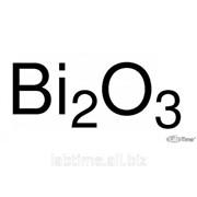 Висмут оксид (III) , Puratronic, 99.999% metals basis 42863 фото