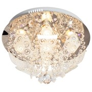 Потолочный светильник 10253/4+1CR RC RBPLED ЭкономСвет фото