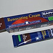 SAPHIR - 04 Восстановитель кожи Creme RENOVATRICE, 25мл. (brown) фото