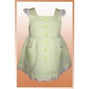 Платье для девочки ясельного возраста М-744 фото