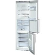 Холодильник-морозильник Bosch KGF39PI20, нержавеющая сталь фото