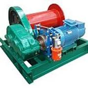 Лебедка электрическая TOR ЛМ (тип JM) г/п 1,0 тн Н=120 м (б/каната) фото