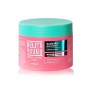 Бальзам для волос Блеск и Сила, линия Belita Young фото