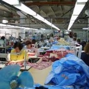 Продукция легкой промышленности. фото