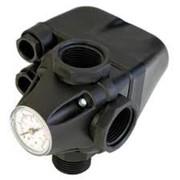 Реле давления PM/5-3W (реле давления, манометр, штуцер) фото