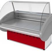 Холодильная витрина Илеть ВХС-1,2 статика фото