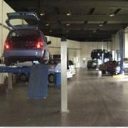 Станция технического обслуживания Ford фото