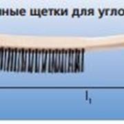 Ручные щетки для угловых швов HBK фото