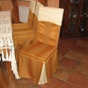 Пошив чехлов, пошив мебельных чехлов, пошив любых кожаных изделий фото