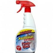 Средство для удаления ржавчины и известнякового налета Kalkloser Power Wash 750ml фото