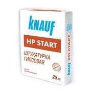 Гипсовая штукатурка Knauf hp start 25 кг фото