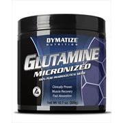 Dymatize Glutamine 300 g. Глютамин от Dymatize. фото