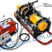 Машина для сварки встык пластмассовых труб от 90 до 315мм ровелд р 315 в тип mp фото