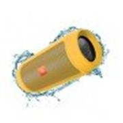 Портативная акустическая система JBL Charge 2 Plus Yellow фото
