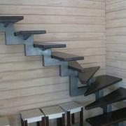 Лестница-каркас лестницы в Бресте фото