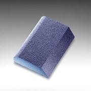 Абразивная губка 68х97х27 мм Fine combi (blue line), T2276.0100.6 - sia ABRAFOAM фото