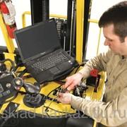 Техническое обслуживание электропогрузчиков и электрической складской техники фото