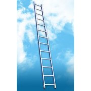 Лестницы односекционные фото