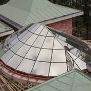 Стеклянные купола фото