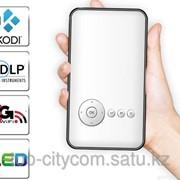 Android Mini PC с проектором, Smart Projector M6, D02 фото