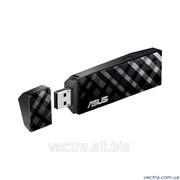 WiFi-адаптер Asus USB-N53 802.11a/n 300Mbps двухдиапазонный, USB 2.0 фото