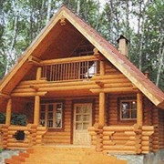 Изготовление деревянных бань и финских саун фото