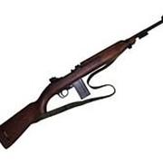 Макет карабин М1 Винчестер, с ремнем (США, 1941 г., 2-я Мировая война), Denix фото