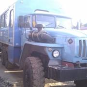 Вахтовый автобус Урал-32551 фото