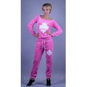 Спортивный костюм DSQUARED розовый фото