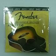 Струны для акустической гитары Fender 0.11-0.52 фото