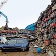 Утилизация старых автомобилей фото
