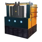 Печь плавильно-раздаточная сопротивления ванного типа отражательную СВО фото