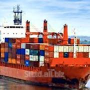 Погрузка и разгрузка, Перевалка грузов в морских портах фото