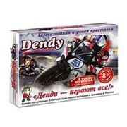 Игровая приставка Dendy Junior 8 bit фото