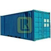 Универсальный контейнер 20 фут фото