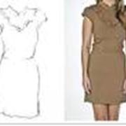 Дизайн одежды, Киев под заказ фото