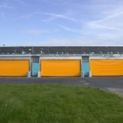Ворота скоростные промышленные гибкие Модель М3 Power фото