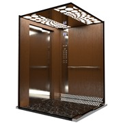 Лифты без машинного помещения Nature Line 10 фото
