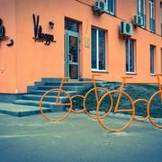 Велопарковка BIKE фото