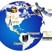 GPS мониторинг транспортных средств фото
