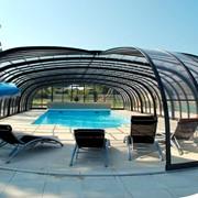 Павильоны для бассейнов ОЛИМПИК фото