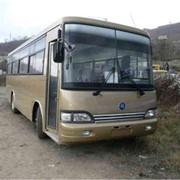 Пружина колодки передей 4200-1190 на автобус KIA Cosmos фото