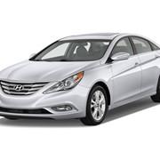 Автомобили из Кореи Hyundai Sonata фото