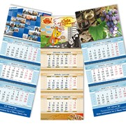 Календари, Печать Календарей фото