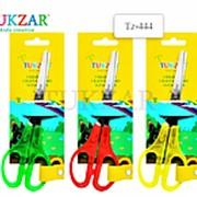 Ножницы 003280 Tukzar Tz 444 канцелярские с пластиковыми ручками см_16,5 (ц.за 1 шт) фото