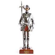 Мини-рыцарь без гравировки фото