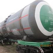 Аренда железнодорожных вагонов, цистерн фото